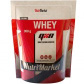 PACK 5 UD QXN NEW WHEY BOLSA 300G BLACK COOKIES